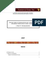 """""""Manual para la Formulación del Inventario de Recursos Turísticos a nivel nacional"""""""