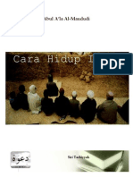 Al-Maududi - Cara Hidup Islam