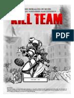 Kill Team Rules