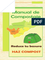 Manual de Compostaje Doméstico