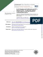IL-18 Stimulates the Proliferation and IFN