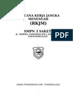 Rks - Rkjm (Empat Tahunan) Smpn 3 Saketi
