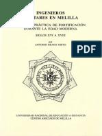 Teoria y Practica de Fortificacion Melilla