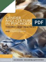 Eva Magnusson, Jeanne Marecek - Gender and Culture in Psychology