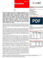 Ambit_Consumer Durables - July 2011