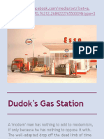 Dudok's Gas Station