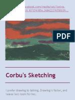 Corbu's Sketching