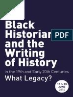 Livre t Black Historians