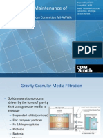 6 - Operation and Maintenance of Gravity Filters