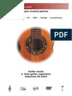 208568197 Classic Guitar 2 Repertoire