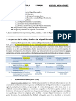 LITERATURA ESPAÑOLA2ºBACH