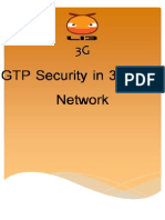Gt p Security in 3 g Core Network