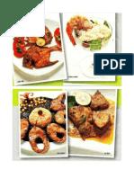 Machh Recipes