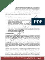 International Joint Ventures, Mergers & Acquisition
