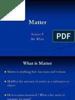 Matter Powerpoint3847