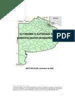 Historia Municipios