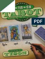 Donald Tyson 1-2-3 Tarot