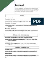 APAStylesheet for BusCom