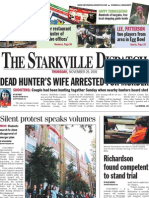 The Starkville Dispatch eEdition-11/26/09-Section A
