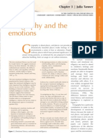 Geography and Emotions