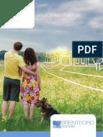 Brentford Pocket by Brisbane property developer AR Developments Brochure