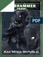 Codex- KaeModa Republic IV 0.70