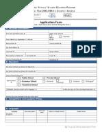 Application Form 2013 14 (1)