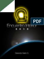 Encuentro Interior 2012 - Edicion Digital 1 - 20120126