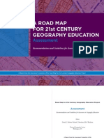 NGS Road Map for 21CC Assessment Report