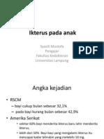 Ikterik Pada Bayi Dan Anak (by Dr.zili)
