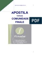 Manual Finale 2006