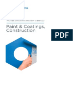 Orgal Emulsions for Construction and Paint