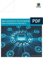 Benchmarking the Enterprises B2B Integration Maturity