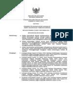 Peraturan Menteri Dalam Negeri Nomor 63 Tahun 2010 Tentang Pedoman Penanggulangan Gangguan Akibat Kekurangan Yodium Di Daerah