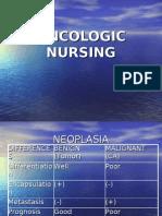 Oncologic Nursing