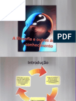 A filosofia e outras áreas do conhecimento