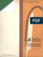 Manual Limba Franceza Pt Anul V de Studiu 1988