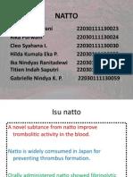 kontroversi natto