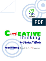 Creative Thinking Facilitation for PW
