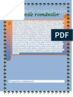 Etnogeneza românească