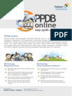 Siap PPDB Online Telkom