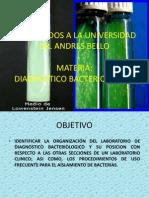 1º Clase de Bacteriologia