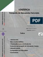 Presentacion Transporte de Mercancías Ferroviario