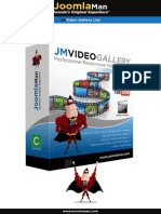 JM VideoGallery Lite Instructions
