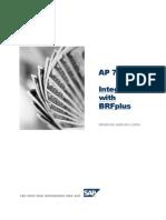IPC Integration With BRFplus
