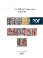 New Zealand Railway Charges Stamps eBook