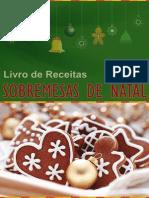 Cozinhacomochef Livro Sobremesas Natal