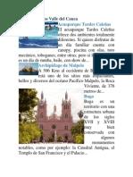Sitios Turísticos Valle Del Cauca