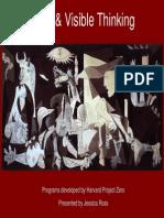 Artful Thinking (Final Report) Presentation