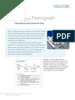 The v Max Nomograph p4